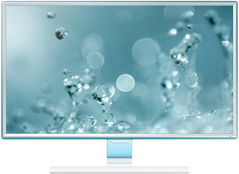 "Монитор 23,6"" Samsung S24E391HL White PLS, LCD, LED, 1920x1080, 4 ms, 178°/178°, 250 cd/m, 1000:1, +HDMI"