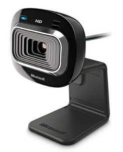 Камера WEB Microsoft Retail Lifecam HD-3000 USB Win (T3H-00013) с микрофоном