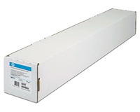 "Бумага для плоттера HP 24"" Bright White InkJet Paper Roll 90 gsm 610mm x 45, 7m for DesignJet (C6035A)"