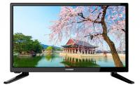 "Телевизор LED 20"" Hyundai 20"" H-LED20R404BS2 черный/HD READY/ 60Hz/DVB-T/DVB-T2/ DVB-C/DVB-S2/USB (RUS)"
