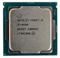 Процессор Soc-1151v2 Intel i5-8400 (2.8GHz/9Mb/Coffee Lake) (BX80684I58400 S R3QT) BOX
