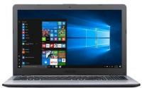 "Ноутбук 15,6"" Asus X542UF-DM042T Intel i3-7100U/4Gb/500Gb/No ODD/ FHD/ NVIDIA GeForce MX130 GDDR5 2Gb/Wi-Fi/ Windows 10 Dark Grey (90NB0IJ2-M04770)"