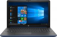 "Ноутбук 15,6"" HP 15-da0035ur Pen N5000/4Gb/500Gb/ 605/UWVA/FHD/ W10/blue (4GM72EA)"