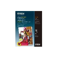Бумага Epson A4 Value Glossy Photo Paper A4  183г/м2 (50 шт)  C13S400036