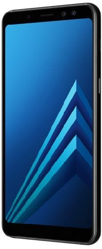Смартфон Samsung SM-A530F A8 (2018) Black (черный) 5.6 (2220x1080)IPS/Exynos 7885 Octa/32Gb/ 4Gb/3G/4G/ 16MP+16MP/8MP/ Android 8.0
