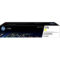 Картридж HP Color Laser 150/MFP 178/179 W2072A желтый (700стр.)