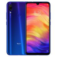 "Смартфон Xiaomi Redmi Note 7 синий, 32Gb 3Gb синий 3G 4G 2Sim 6.3"" IPS 1080x2340 And9 48Mpix 802.11 a/b/g/n"