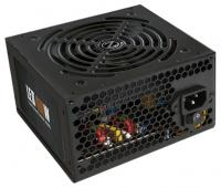 Блок питания 700Вт ZALMAN ZM700-LE2  ATX 2.3, 120mm Quiet Fan, 3x HDD + 6x SATA + 2x PCI-E, black, RTL