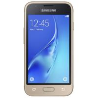 Смартфон Samsung SM-J105H/DS Galaxy J1 mini золотой (SM-J105HZDDSER)