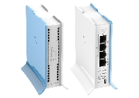 Маршрутизатор Mikrotik RB941-2ND-TC 650MHz, 4x10/100 Ethernet, 802.11b/g/n, MIMO2x2