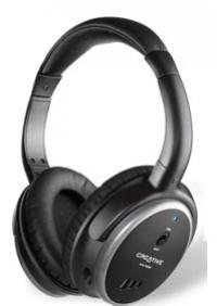 Наушники Creative HN-900 Noise Canceling черный