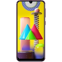 "Смартфон Samsung SM-M315F 128Gb 6Gb красный 3G 4G 2Sim 6.4"" Super AMOLED 1080x2340 And10"