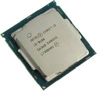 Процессор Soc-1151v2 Intel i3-8100 (3.60Ghz/6Mb/ 4 ядра/HD610)  (CM8068403377308 S R3N5 IN) BOX