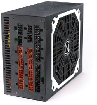 Блок питания 1200Вт Zalman ZM1200-ARX 80 PLUS PLATINUM, APFC, ATX 2.31, Single Rail, 135mm Ultra Quiet FAN, 8x HDD + 16x SATA + 8x PCIE 6pin, black, RTL (