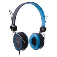 Наушники MICROLAB K300 black-blue, 50mW, 15Hz - 20KHz без микрофона