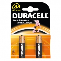 Элемент питания AA DURACELL MN1500 LR6 2BL Ultra Power  2шт