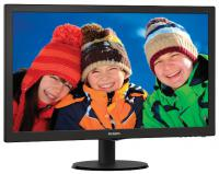 "Монитор 27"" Philips 273V5LSB (00/01) черный TN LED 1920 x 1080 5ms 16:9 DVI DVI VGA (D-Sub) Mat 300cd 10M:1"