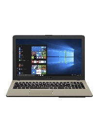 "Ноутбук 15,6"" Asus X540MA-GQ120T Pen N5000/4Gb/ 500Gb/605/ HD/W10/black"