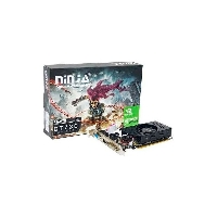 Видеокарта PCI-E 4Gb GeForce GT730 Sinotex Ninja 4GB 128BIT DDR3 DVI HDMI D-SUB LP (NK73NP043F)