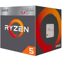 Процессор AMD AM4 RYZEN 5 2600X YD260XBCAFBOX 4.25GHz, 19MB, 95W, AM4) box
