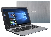 "Ноутбук 15,6"" Asus X541UV-DM1608 Intel Core i3 6006U(2Ghz)/ 4096Mb/500Gb/ noDVD/Ext:nVidia GeForce 920MX(2048Mb)/ 1920x1080)/ Cam/BT/ WiFi/war 1y/2.3kg/ Silver Gradient/Linux"