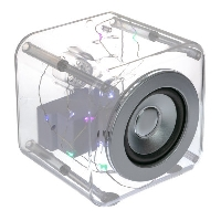 Колонка Bluetooth Smartbuy PARTY STAR, RGB, Bluetooth, 3 Вт (SBS-500)