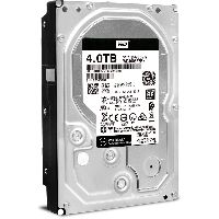 Жесткий диск SATA-III 4Tb Western Digital WD4005FZBX Black (7200rpm) 256Mb