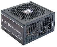 Блок питания 750Вт Chieftec CPS-750S ATX 2.3, 750W, 85 PLUS, Active PFC, 120mm fan (Retail)