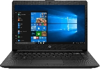 "Ноутбук 14,1"" HP Pavilion 14-ck0010ur Intel Celeron N4000/4Gb/ 128Gb SSD/No ODD/ HD/Intel UHD Graphics 600/Camera/ Wi-Fi/Windows 10/Black"