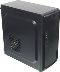 Корпус ACCORD ACC-B307 черный w/o PSU ATX 3x120mm 1xUSB2.0 1xUSB3.0 audio 200 х 425 х 415
