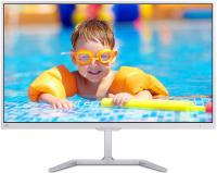 "Монитор 23,6"" Philips 246E7QDSW (00/01) WHITE, PLS, LED, 1920x1080, 5 ms, 178°/178°, 250 cd/m, 20M:1, +DVI, +HDMI-MHL"