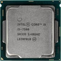 Процессор Intel i5-7500 Kaby Lake (3.4GHz/HDG630) (BX80677I57500S R335)  Box