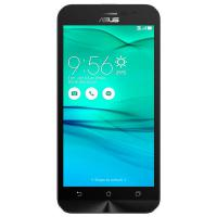 "Смартфон Asus ZB500KG ZenFone Go 8Gb белый моноблок 3G 2Sim 5"" 480x854 And5.1 8Mpix 802.11bgn BT GPS"