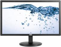"Монитор 19,5"" AOC I2080SW(/01) черный IPS LED 16:9 матовая 250cd 1440x900 D-Sub HD READY"