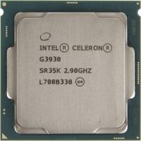Процессор Soc-1151 Intel Celeron G3930 (2.9GHz/Intel HD Graphics 610) BX80677G3930 S R35K BOX