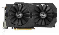 Видеокарта PCI-E 4Gb GeForce GTX1050Ti ASUS STRIX-GTX1050TI-4G-GAMING 128b GDDR5 1290/7008 DVIx2/HDMIx