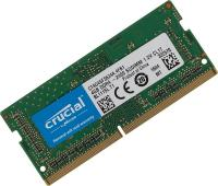 Память SO-DIMM DDR4 4Gb 2400MHz Crucial CT4G4SFS624A (PC4-19200)