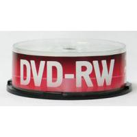 Диск DVD-RW 4.7Gb 4x Data Standard (25шт/уп) (13430-DSDWM05M)