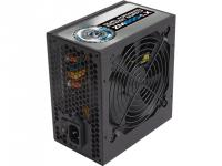 Блок питания 600Вт ZALMAN (ZM600-LX) APFC, ATX 2.31, 120mm FAN, 5x HDD + 6x SATA + 2x PCIE 6pin, black, RTL