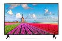 "Телевизор LED 32"" LG 32LJ500V черный/ FULL HD/ 50Hz/ DVB-T2/ DVB-C/ DVB-S2/ USB (RUS)"