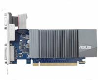Видеокарта PCI-E 1Gb GeForce GT710 Asus GT710-SL-1GD5 nVidia GeForce GT 710 1024Mb 64bit DDR5 954/1800 DVIx1/HDMIx1/CRTx1/HDCP Ret low profile