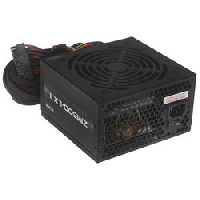 Блок питания 500Вт ZALMAN (ZM500-LXII) APFC, ATX 2.31, 120mm FAN, 4x HDD + 6x SATA + 2x PCIE 6pin, black, RTL