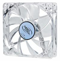 Вентилятор 120x120x25 DeepCool Xfan 120 3pin 26dB 1300rpm 119g