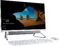 "Моноблок 27"" Dell 7790 Full HD i5 10210U/8Gb/ 1Tb 5.4k/SSD256Gb/ MX110 2Gb/ W10Pro/ kb/m/серебр (7790-4032)"