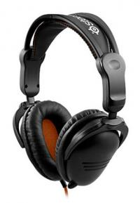 Наушники+микрофон Steelseries 3Hv2 (61023) черный (1.2м) мониторы
