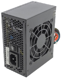 Блок питания 400W Aerocool ATX ECO-400 (24+4pin) PPFC 120mm fan 2xSATA RTL