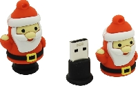 Флеш диск 8Gb USB 2.0 Smart Buy Wild series Санта S/А (SB8GBSantaS/А)