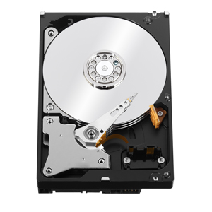 Жесткий диск SATA-III 2Tb Western Digital WD20EFRX (5400rpm) 64Mb NAS 6Gb/s Caviar Red